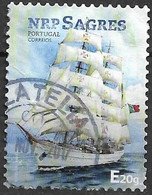 2012 Portugal Mi. 3753 Used Segelschiffe - Used Stamps