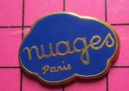 620 Pin's Pins / Beau Et Rare / THEME : MARQUES / NUAGES PARIS - Marche