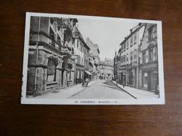 101 HAGUENAU - Grand 'Rue - Haguenau