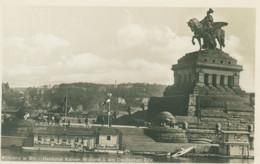 Koblenz; Denkmal Kaiser Wilhelm I. Am Deutschen Eck - Nicht Gelaufen. (Peter Schmitz - Koblenz) - Koblenz
