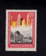 1295145178 1967 SCOTT 842 POSTFRIS (XX) MINT NEVER HINGED EINWANDFREI  -  STAGECOACH AND MODERN CITY - Ungebraucht