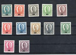 Öst. Feldpost Rumänien ,1919 , Postfrisch , Mi.  € 1900,- - Ongebruikt