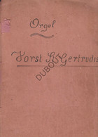 VORST-LAAKDAL - Kerk Sint Gertrudis - Orgel Restauratie 1985 (S134) - Machines