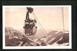 AK Mariazell, Seilschwebebahn Auf Das Bürgeralpl - Funicular Railway
