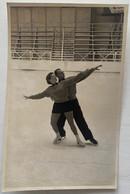 Photo De Patinage Artistique. Sport. Figure De Patinage. Duo. Couple. Catharina Et Jakobus Odink ? - Sporten