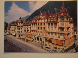 CPA Suisse Interlaken Hotel Royal St Georges - BE Berne