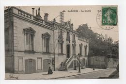 - CPA GARCHES (92) - La Mairie 1908 - - Garches