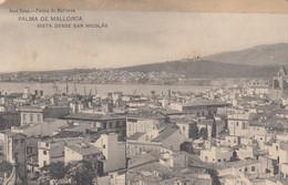 Spagna - Isole Baleares - Palma De Mallorca - Vista Desde San Nicolas - F. Piccolo - Nuova  - Bel Panorama - Palma De Mallorca