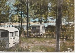 MOISSAC, île De Bidounet, Le Camping Municipal - 1720 CIM - Moissac