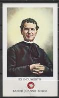 Image Relique De Saint Jean Bosco - Devotion Images