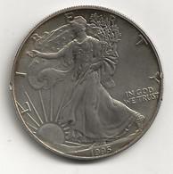 USA - Dollar - 1995 - TB/TTB - Argent - 1979-1999: Anthony