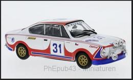 Sköda 130RS - V. Blahna/J. Motal - Rallye Acropolis 1979 #31 - Abrex - Cararama (Oliex)