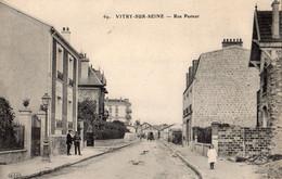 VITRY-SUR-SEINE RUE PASTEUR - Vitry Sur Seine