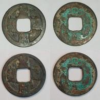 Emperor Ren Zong (1022-68) Huang Song Tong Bao Hartill 16.95 Top Of Huang Curved Bao Square FD904, S497 - China