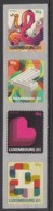 2013 Luxembourg Art Complete Strip Of 4  MNH  @ BELOW FACE VALUE - Nuovi