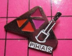 1015a Pin's Pins / Beau Et Rare / THEME : MARQUES / PALETTE DE MAQUILLAGE PHAS - Marche