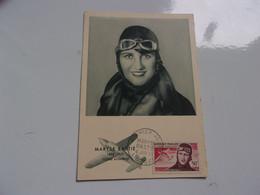 FRANCE (1955) Maryse Bastié - 1950-59