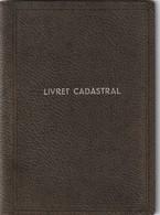 Livret Cadastral 1938 1954 ( Orne ) Ginai C De Exmes - Historical Documents