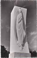 F01-069 BOURG SAINT CHRISTOPHE - NOTRE DAME DE LA COTIERE - VUE SUR LA SCULPTURE - Autres Communes