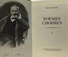 Notre Dame De Paris (tome Un Et Deux) + Poésies Choisies (tome Un Et Deux) ---- 4 Volumes - Otros