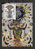 12 -1966 - 1493 - Tapisserie De Lurçat - 1960-69