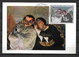 11 -1966 - 1494 - Daumier - 1960-69
