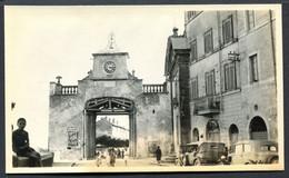 CV3719 RONCIGLIONE (Viterbo VT) Fotografia Porta Del Vignola, Formato Cm. 8,5 X 14, Ottime Condizioni - Viterbo