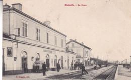 54-BLAINVILLE LA GARE - Other Municipalities