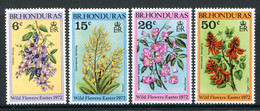British Honduras 1972 Easter Set MNH (SG 324-327) - Honduras Britannico (...-1970)