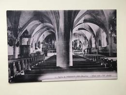 57 - Eglise De PIERREVILLERS (intérieur...) - Autres Communes