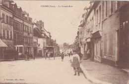 27 Gisors.  La Grande Rue - Gisors