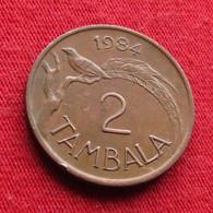 Malawi 2 Tambala 1984 KM# 8.2a *V2 - Malawi