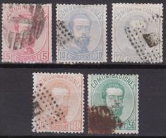 Lote 1872 Amadeo I Usados - Usados