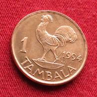 Malawi 1 Tambala 1994 KM# 7.2a *V2 - Malawi