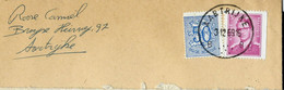 Env (Ent.)  Obl. AARTRIJKE  - B B - 03/12/69 - 1953-1972 Lunettes