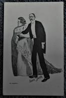 CPA 1904 Humour - Illustrateur Xavier Sager - Au Supplice ! - Sager, Xavier