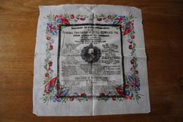 Souvenir In Commémoration  Funeral Procession  Of King Edward VII  1910 Royaume Uni - Documentos Históricos