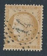 EB-163: FRANCE: Lot Avec Obl étoile 14 Sur N°36 - 1849-1876: Periodo Classico