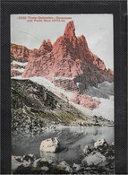 AK 0739  Dolomiten - Sorapissee Und Punta Nera Um 1910-20 - Bolzano (Bozen)