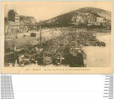 Top Quinzaine Promotion : 76 LE HAVRE. Quai De Paris Et Côte Sainte-Catherine 1928 - Non Classificati