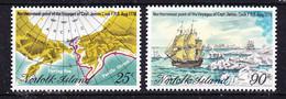 Norfolk Island 1978 Cpt. Cook's Voyages 2v ** Mnh (52808) - Isla Norfolk