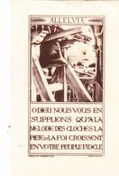 Lobbes Baptême De La Nouvelle Cloche  1950 - Religione & Esoterismo