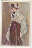 Illustrateurs  Signés  // Mauzan //   Femme à La Mode Avec Chapeau - Mauzan, L.A.