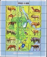 BL 039B ** - Cote: 45,00 €  - Animaux De Savane - Numérotation COB - 1962-69: Mint/hinged