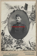 Grande CDV (CAB)  Par Legagneur  à Cherbourg-soldat-infanterie - Guerra, Militari