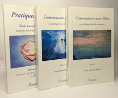 Conversations Avec Dieu Tome 2 + Tome 3 + Pratiques De Vie --- 3 Volumes - Religion