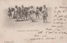 ALGERIE. Phot. J. GEISER N°5 . Extrême-Sud . Touaregs D' In-Salah - Scènes & Types