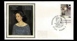 FDC Zijde : Nr 1775 :  Stempel: 2958 Weerde - 1971-80