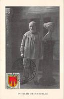 FRANCE.Carte Maximum.AM13755.06/10/1950.Cachet Montauban.Portrait De Bourdelle - 1950-59