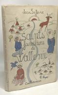 Saints Familiers De Wallonie - Première Série - Pays De Sambre De Meuse Ardennes Hesbaye Et Condroz - Illustrations De E - Religión